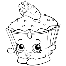 Awesome Shopkins Coloring Pages Free Printable Coloring Pages Free