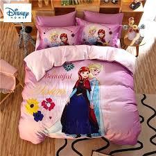 frozen princess bedding sets queen size comforter duvet covers for kids bedroom decor twin set canada