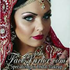 new york city indian bridal makeupwedding