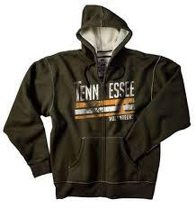 Gelscrubs Sizing Chart Tennessee Volunteers Vols Ut Mens Hooded Jacket J America