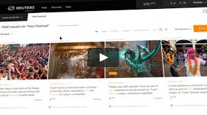 Introducing Reuters Connect on Vimeo