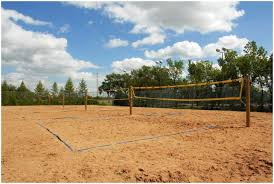 Outdoor Volleyball Court Flooring Images On Charming Backyard Sand Backyard Beach Volleyball Court