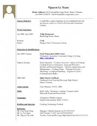 Work Experience Resume Magnificent How To Write A Resume For Work Experience Canreklonecco