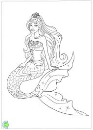Small Picture Beautiful Barbie Mermaid Coloring Pages 69 On Free Colouring Pages
