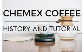 Starbucks Coffee Grind Chart Chemex Coffee Brewing History And Tutorial I Need Coffee