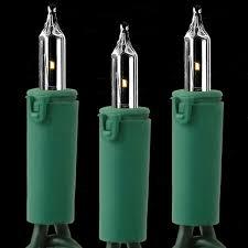 gki bethlehem heavy duty clear mini lights
