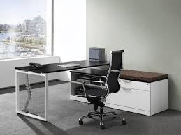 l shaped desk modern. Unique Shaped Modern L Shaped Desk With Hutch Intended N