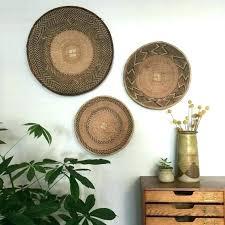 baskets 3 tier wall basket nice vintage handmade ethnic basket natural wall art 9 decorative wall baskets decorative wall brackets for hanging baskets