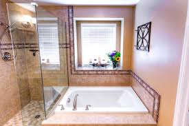bathroom remodel lynnwood wa final touches all tile work is sealed with enhancer