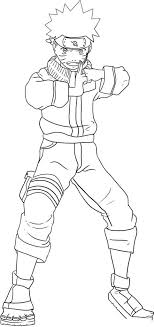 Printable Naruto Coloring Pages Nauhoituscom All About 10k Top
