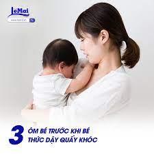 5 bí quyết đối phó khi trẻ quấy khóc vào mỗi buổi sáng sau khi thức dậy -