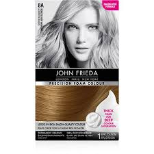 John Frieda Precision Foam Color Chart John Frieda Precision Foam Hair Colour Reviews In Hair