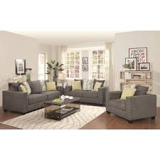 Calvin Button Piece Living Room Set Fancy Living Room Sets