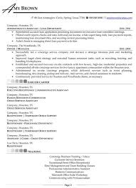 concierge resume. amazing residential concierge resume sample ...