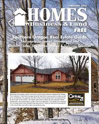 Homes Business and Land February 2018 by Herald and News - issuu