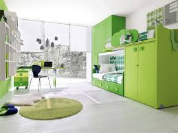 boys bedroom ideas green. Modern Large Green Kids Bedroom Ideas With Garden View Boys
