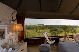 Luxury African Game Reserve Wel es Guests In The Heart Nature