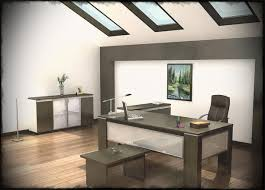 home office cool home. Laudable Home Office Design With Two Desks Tags Person Desk Cool Q
