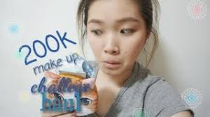 challenge indonesia 200k make up challege haul under 20 katherin laksmana bahasa indonesia