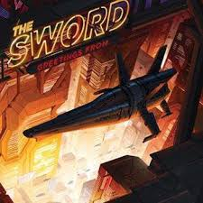 <b>Greetings From</b>... / BLACK LP THE <b>SWORD</b>