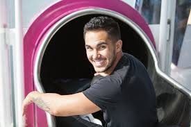 Carlos PenaVega Is a Rock a Fortress and a Deliverer Observer