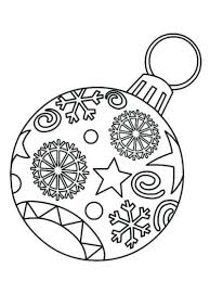 Instantly access any of these printable activity bundles to keep them learning! Free Christmas Ornaments Coloring Pages Printable