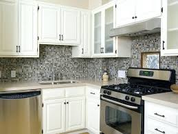 image modern kitchen. Modern Kitchen Tile Backsplash Ideas Image Of White Cabinets