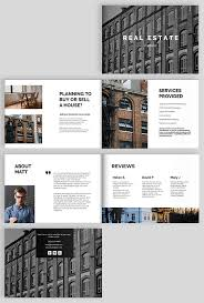 Real Estate Brochure Template Free Real Estate Brochure Design Templates And Ideas