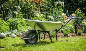 best wheelbarrows garden carts