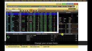 Chart Saham Online Maybank2u Online Stocks Tutorial 1 How To View Live Quotes