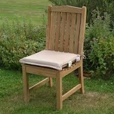 large outdoor single seat cushion