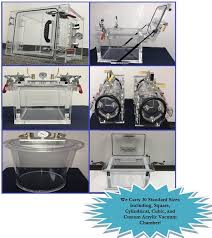 sanatron acrylic vacuum chamber operations maintenance and user manual
