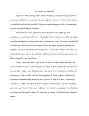 antigone documents course hero antigone essay