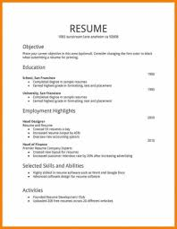How To Make A Resume On Word Inspiration Resume Templates Create Website Unique How To Make Word Archaicawful
