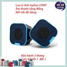 Loa vi tính Loyfun LF807 - Loa nghe nhạc cực chất - Chính hãng - Bảo hành  12 tháng tại Hà Nội