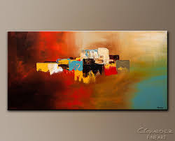 du soleil abstract art painting image by carmen guedez