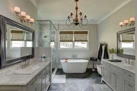 farmhouse bathroom by ecraft