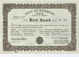 Fake And Legit Birth Certificate Fake And Legit Birth Certificate Online