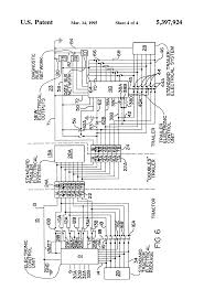 wabco ebs wiring diagram wabco image wiring diagram patent us5397924 truck tractor and trailer electrical on wabco ebs wiring diagram