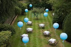 garden party table decoration ideas. giant helium balloon table decorations. ideas for garden party decorations, settings, lighting decoration .