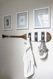 Boat Oar Coat Rack Oar Wall Racks More Oar Decor Httpwwwpletelycoastal 37