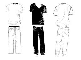 Design Own Pants T Shirt And Pants Templates Mockups For Your Own Designs Shadows