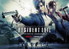 Risultati immagini per Resident Evil: Infinite Darkness