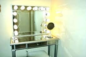 lighting for vanity makeup table. Makeup Vanity Table With Lights Hollywood Lighted Lighting For O