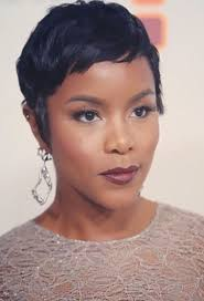 Crazy Woman Hair Style 1601 best hair short like nia long images short 7649 by wearticles.com