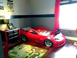 racing car bedroom furniture. Car Bed Room Race Bedroom Decor Themed Racing Wall Style Furniture