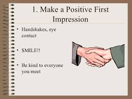 Interview Tip 10 Interview Tips For The High School Student