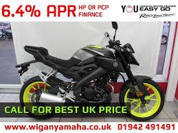 yamaha mt 125 abs 36 months 6 4 finance 99 deposit call for best uk s