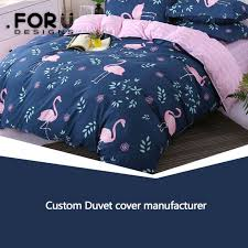 professional custom duvet cover manufacturer advanced fashion best zhengyu