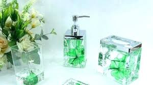 fascinating light green bathroom accessories lime green bathroom elegant green bathroom accessories for the best of